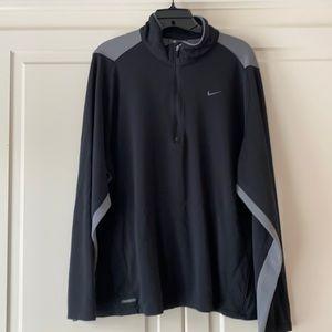 Nike Sphere Dry 1/4 zip pullover